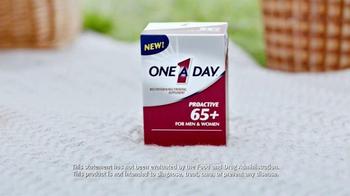 One A Day Proactive 65+ TV Spot, 'Biking - Thumbnail 5
