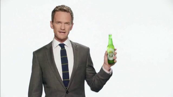 Heineken Light TV Spot, \'Money Mouth\' Featuring Neil Patrick Harris