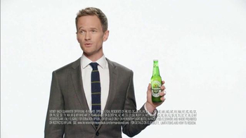 Heineken Light TV Spot, 'Money Mouth' Featuring Neil Patrick Harris - Thumbnail 5