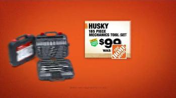The Home Depot Father's Day Savings TV Spot, 'Super Hero' - Thumbnail 9