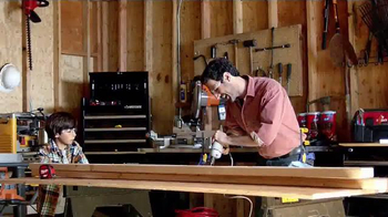 The Home Depot Father's Day Savings TV Spot, 'Super Hero' - Thumbnail 2
