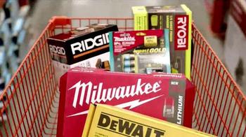 The Home Depot Father's Day Savings TV Spot, 'Super Hero' - Thumbnail 4