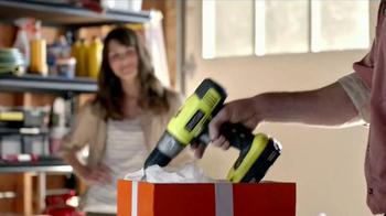 The Home Depot Father's Day Savings TV Spot, 'Super Hero' - Thumbnail 5
