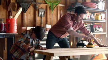 The Home Depot Father's Day Savings TV Spot, 'Super Hero' - 1325 commercial airings