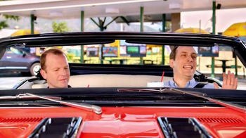Sonic Drive-In Half Price Candy Slushes TV Spot, 'Kid in a Candy Store'