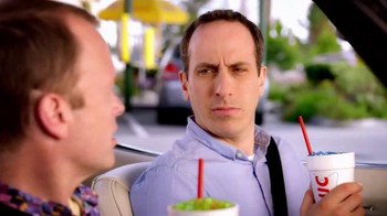 Sonic Drive-In Half Price Candy Slushes TV Spot, 'Kid in a Candy Store' - Thumbnail 4