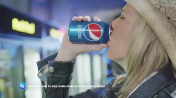 Pepsi TV Spot, 'Pop Open Country' Featuring Chris Janson