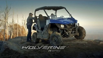 Yamaha Wolverine TV Spot, 'Newest Off-Road Family Member'