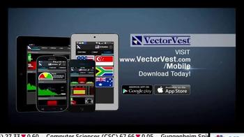 VectorVest Mobile TV Spot, 'Attention Investors' - Thumbnail 8