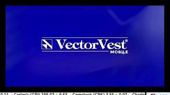 VectorVest Mobile TV Spot, 'Attention Investors' - Thumbnail 1