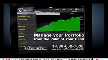 VectorVest Mobile TV Spot, 'Attention Investors' - Thumbnail 3