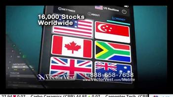 VectorVest Mobile TV Spot, 'Attention Investors' - Thumbnail 5