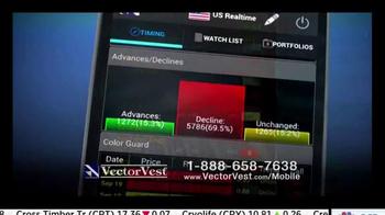 VectorVest Mobile TV Spot, 'Attention Investors' - Thumbnail 7