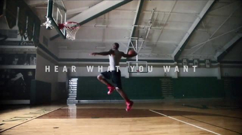 Hear What You Want: LeBron James thumbnail