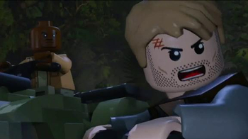 LEGO Jurassic World TV Spot, 'Welcome to Jurassic Park' - Thumbnail 6