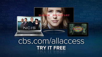 CBS All Access TV Spot, 'New Episodes' - Thumbnail 9