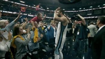 NBA TV Spot, 'Thank You' Ft. Stephen Curry, Anthony Davis - 219 commercial airings
