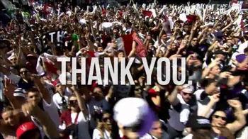 NBA TV Spot, 'Thank You' Ft. Stephen Curry, Anthony Davis - Thumbnail 10