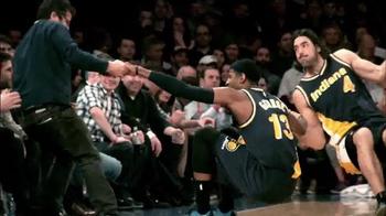 NBA TV Spot, 'Thank You' Ft. Stephen Curry, Anthony Davis - Thumbnail 6