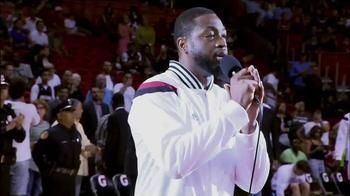 NBA TV Spot, 'Thank You' Ft. Stephen Curry, Anthony Davis - Thumbnail 8