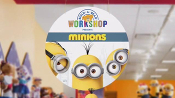 Build-A-Bear Workshop Minions TV Spot, 'The Lovable Minions' - Thumbnail 1