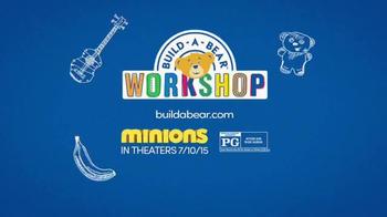 Build-A-Bear Workshop Minions TV Spot, 'The Lovable Minions' - Thumbnail 8