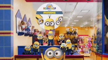 Build-A-Bear Workshop Minions TV Spot, 'The Lovable Minions'