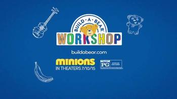 Build-A-Bear Workshop Minions TV Spot, 'The Lovable Minions' - Thumbnail 7