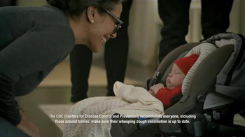 GlaxoSmithKline TV Spot, 'Whooping Cough Vaccination' - Thumbnail 7