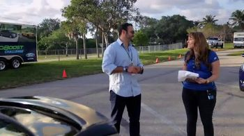 Ford Fusion TV Spot, 'Ecoboost Challenge: All Across America' - 16 commercial airings