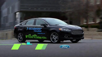 Ford Fusion TV Spot, 'Ecoboost Challenge: All Across America' - Thumbnail 1
