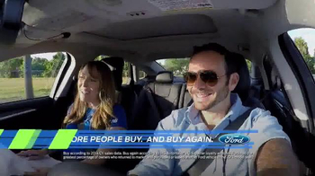 Ford Fusion TV Spot, 'Ecoboost Challenge: All Across America' - Thumbnail 3