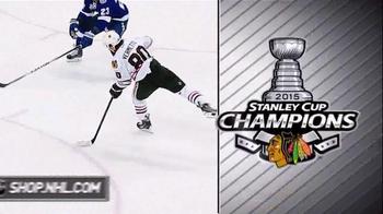 NHL Shop TV Spot, '2015 Stanley Cup Champions' - Thumbnail 1