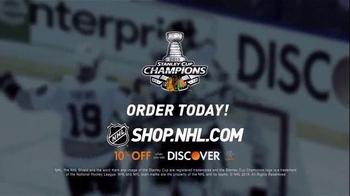 NHL Shop TV Spot, '2015 Stanley Cup Champions' - Thumbnail 10