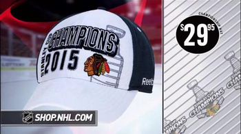 NHL Shop TV Spot, '2015 Stanley Cup Champions' - Thumbnail 4