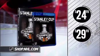 NHL Shop TV Spot, '2015 Stanley Cup Champions' - Thumbnail 6