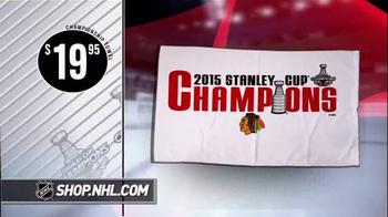 NHL Shop TV Spot, '2015 Stanley Cup Champions' - Thumbnail 7