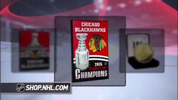 NHL Shop TV Spot, '2015 Stanley Cup Champions' - Thumbnail 9