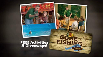 Bass Pro Shops Father's Day Sale TV Spot, 'Shorts and Fish Fryers' - Thumbnail 10