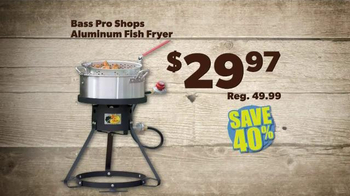 Bass Pro Shops Father's Day Sale TV Spot, 'Shorts and Fish Fryers' - Thumbnail 7