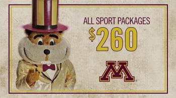 University of Minnesota TV Spot, 'Be a Gopher' - Thumbnail 7
