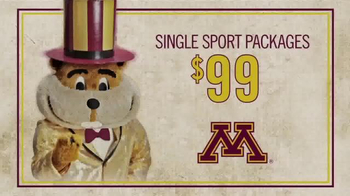 University of Minnesota TV Spot, 'Be a Gopher' - Thumbnail 6