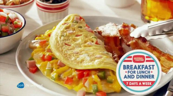 Golden Corral TV Spot, 'Breakfast for Lunch and Dinner' Ft. Jeff Foxworthy - Thumbnail 4