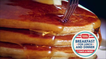 Golden Corral TV Spot, 'Breakfast for Lunch and Dinner' Ft. Jeff Foxworthy - Thumbnail 5