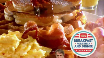 Golden Corral TV Spot, 'Breakfast for Lunch and Dinner' Ft. Jeff Foxworthy - Thumbnail 7