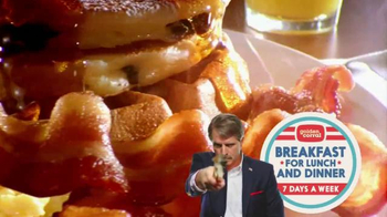 Golden Corral TV Spot, 'Breakfast for Lunch and Dinner' Ft. Jeff Foxworthy - Thumbnail 8