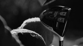 TaylorMade R15 TV Spot, 'Made of Greatness' Featuring Sergio Garc�a - Thumbnail 3