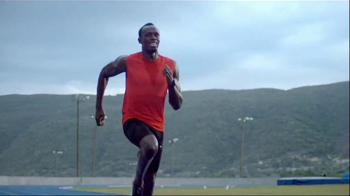 Gatorade TV Spot, 'Keep Sweating' Featuring Usain Bolt, Song by Dorothy