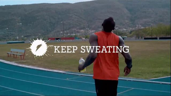 Gatorade TV Spot, 'Keep Sweating' Featuring Usain Bolt, Song by Dorothy - Thumbnail 7