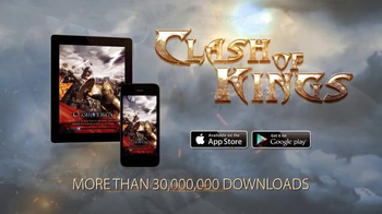 Clash of Kings TV Spot, 'Battle Together' - Thumbnail 10